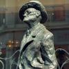 Pomnik Jamesa Joyce\'a w Dublinie