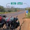 Most graniczny między Brazylią i Argentyną