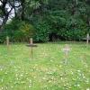 Cmentarz bezimiennych (Friedhof der Namenlosen) na niemieckiej wyspie Neuwerk, Dolna Saksonia