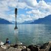Die Gabel, Vevey, Szwajcaria