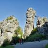 Externsteine, NRW, Niemcy