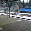 Dworzec graniczny Železná Ruda - Bayerisch Eisenstein