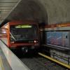Metro w Helsinkach