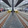Dworzec Kolejowy w Helsinkach