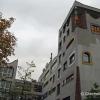Budynek szkoły wg projektu Hundertwassera w Wittenberdze, Niemcy