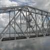Most nad rzeką Jenisej przy Krasnojarsku