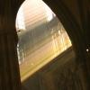 Światło w katedrze w Kolonii