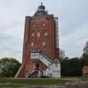 Latarnia morska, wyspa Neuwerk