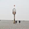 Wieża ratunkowa w Morzu Wattowym