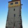 Wieża Rapunzel w Lindau nad Jeziorem Bodeńskim