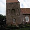 Krzywa wieża w Suurhusen