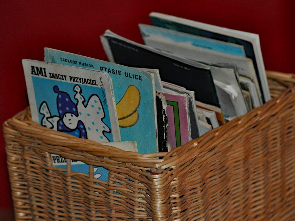 Dziecięce książeczki