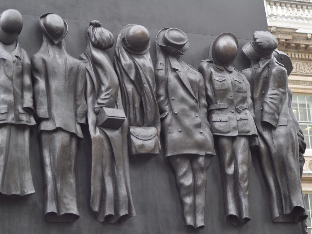 Pomnik kobiet, Londyn