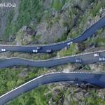 Droga Trolli - Trollstigen, Norwegia