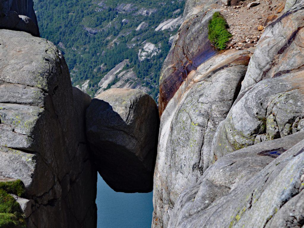 Kjerag, Norwegia