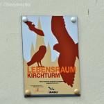 Lebensraum Kirchturm, Niemcy, Bingen nad Renem