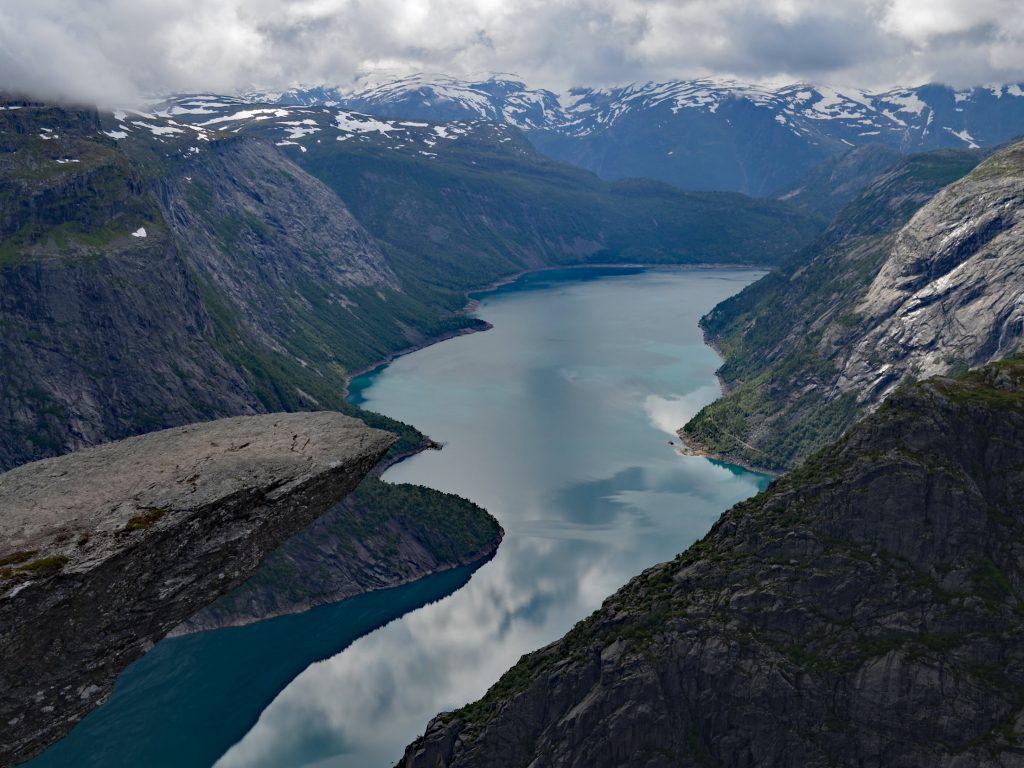 Trolltunga, Norwegia