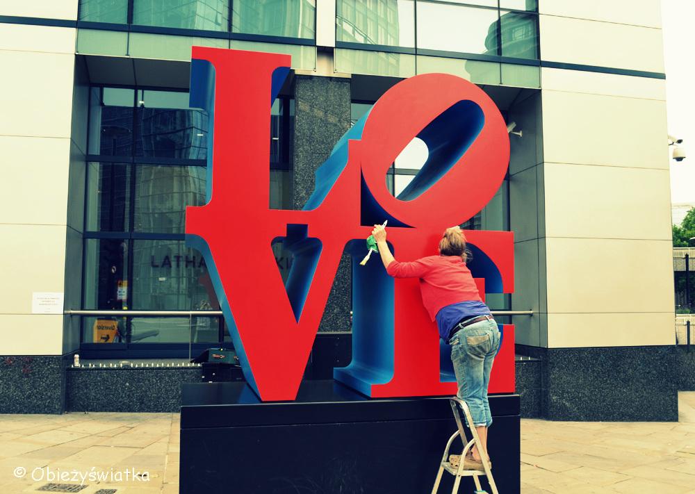 Trzeba dbać o miłość...