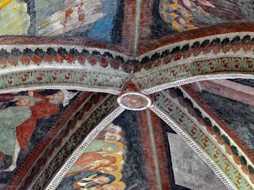 Freski w Bressanone