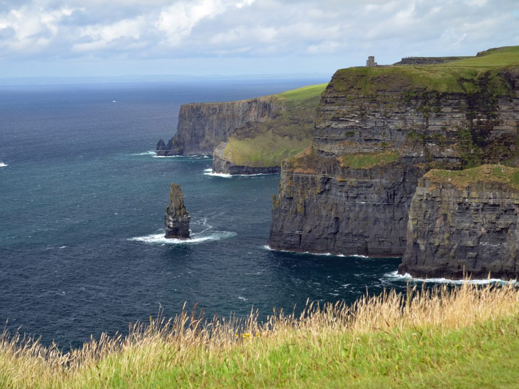 Cliffs of Moher, Irlandia