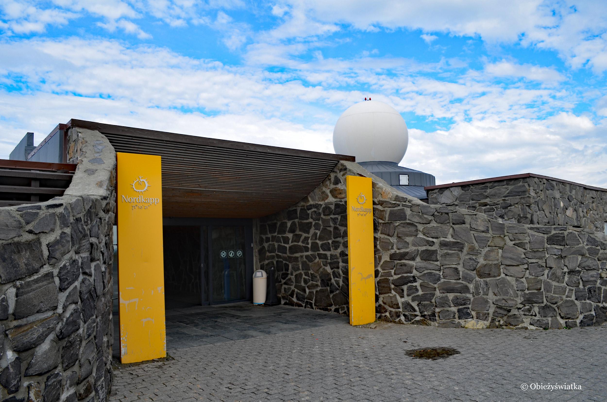 Nordkapp, Hala Przylądka Północnego, Norwegia