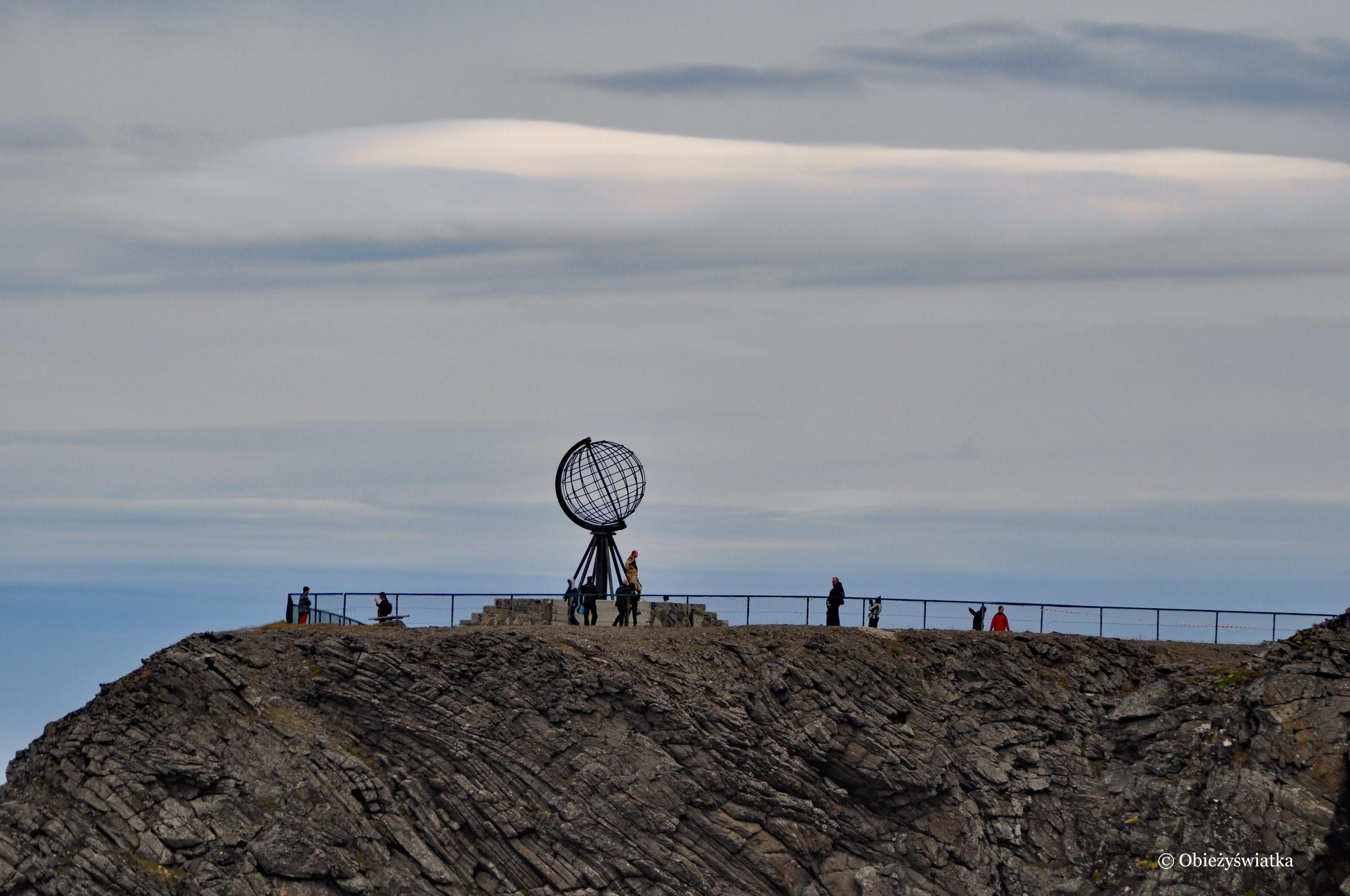 Na Przylądku Północnym, Nordkapp, Norwegia