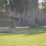 Brama wejściowa do KL Auschwitz