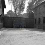 Auschwitz - Ściana straceń przy blok 11