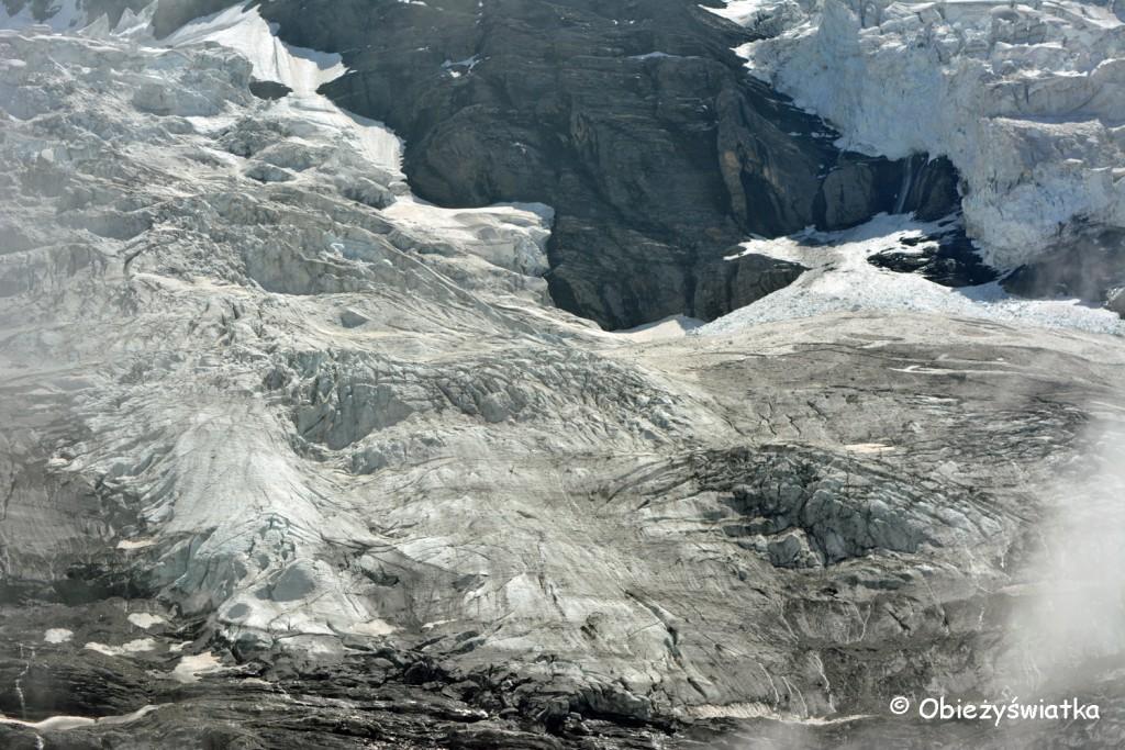 Eigergletscher - lodowiec Eiger