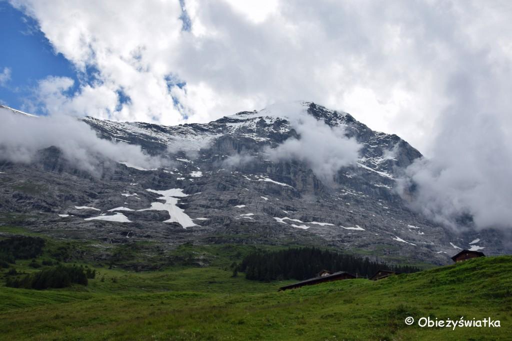 Eigerwand/ Nordwand Ściana Śmierci