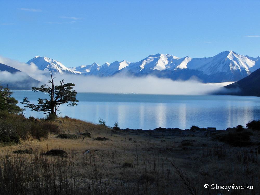 Argentyński Park Narodowy Los Glaciares