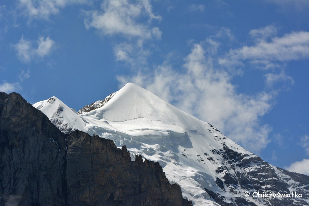 Silberhorn 3695 m n.p.m.