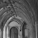 Krużganki w Katedrze w Canterbury
