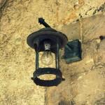 W krużgankach Katedry w Canterbury