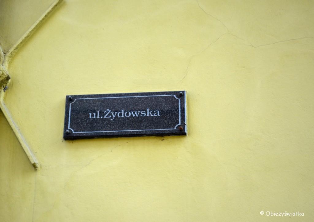 Ulica Żydowska w Tarnowie