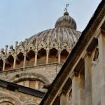 Katedra w Pizie - kopuła o podstawie oktagonalnej