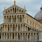Katedra w Pizie - zachodnia fasada