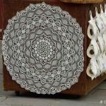 Typowe wyroby koronczarskie na wyspie Burano