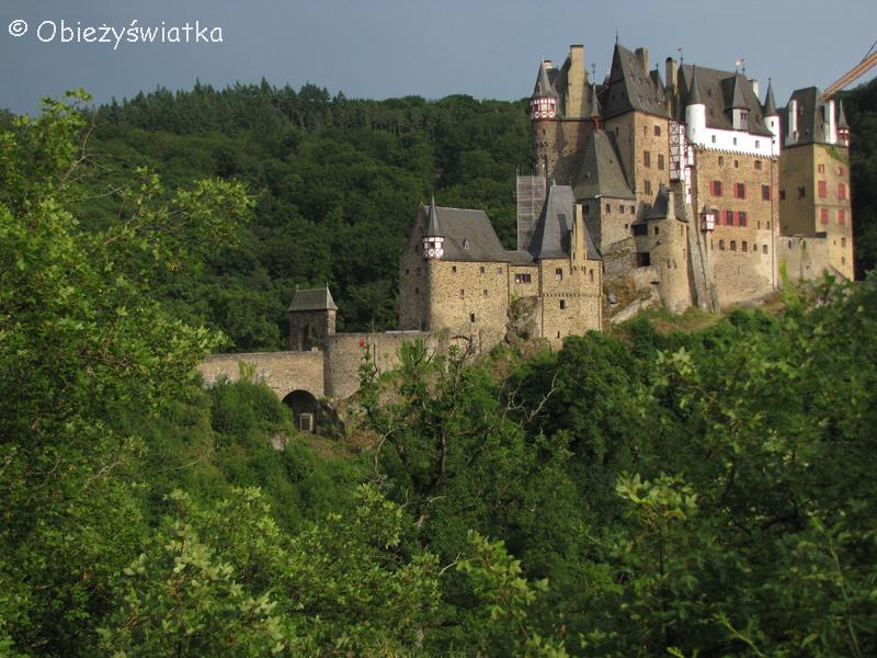 Zamek Eltz, jeden z najpiękniejszych zamków gotyckich