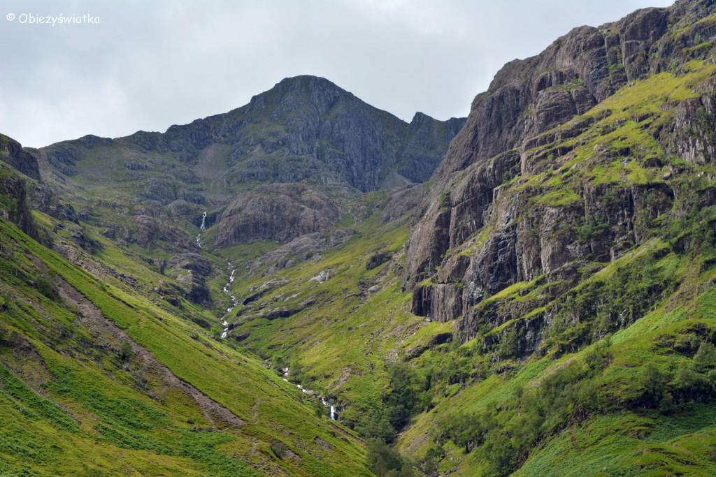 Glen Coe, Highlands, Szkocja