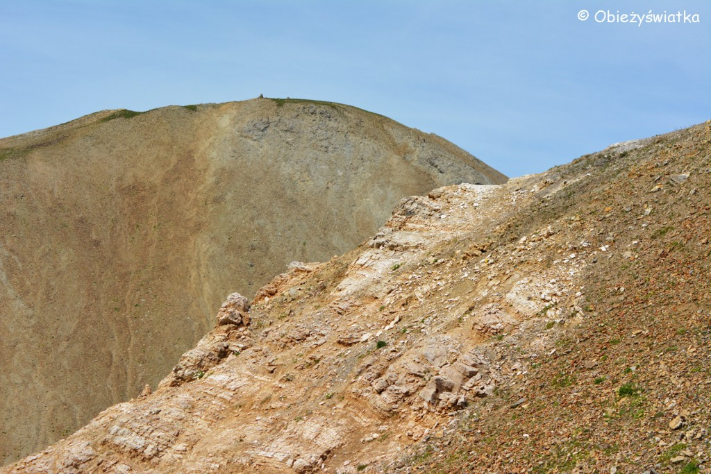 Wędrując po przełęczy Col du Galibier - 2642 m n.p.m., Alpy, Francja