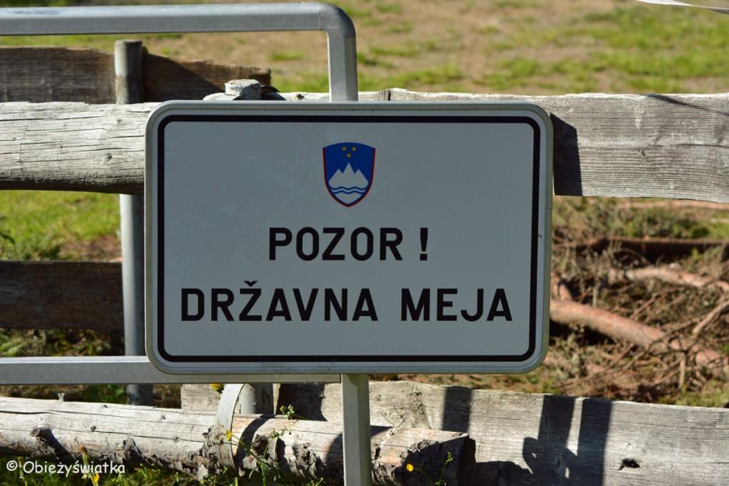 Trójstyk słoweńsko-austriacko-włoski