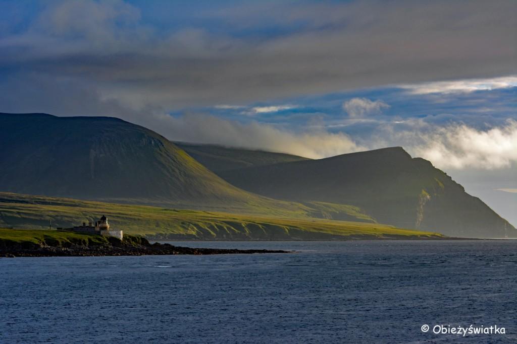 U wybrzeży Archipelagu Orkady, Szkocja