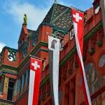 Ratusz w Bazylei, Szwajcaria