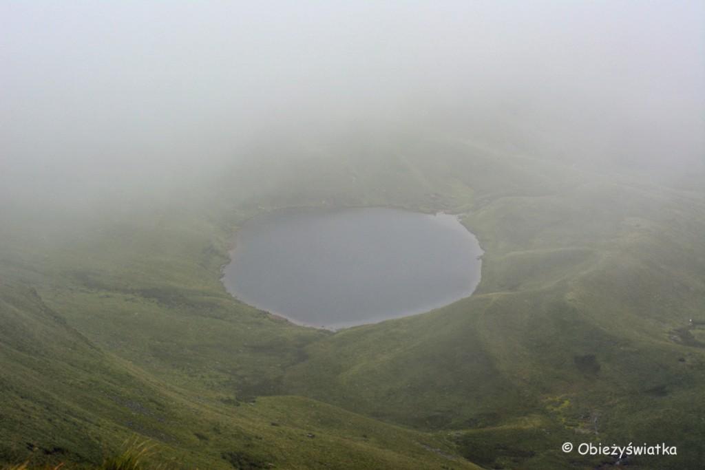 Jezioro Llyn Cwm Llwch, Brecon Beacons, Walia