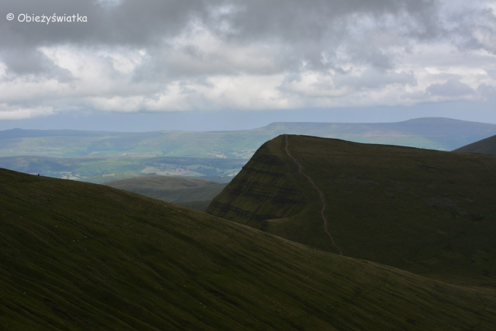 Brecon Beacons, Walia
