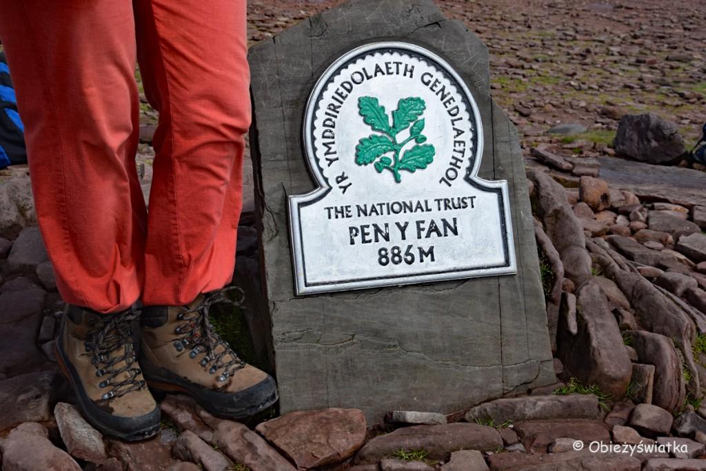 Pen Y Fan, Brecon Beacons, Walia