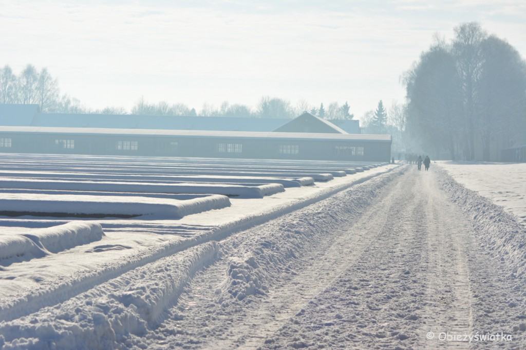 Teren byłego obozu KL Dachau