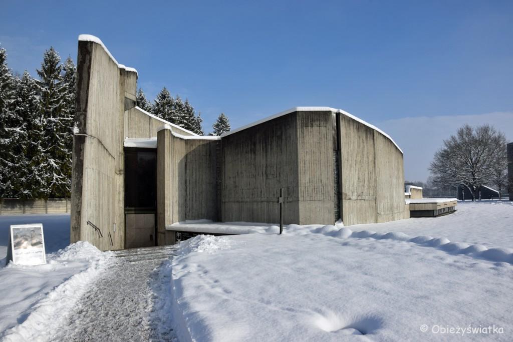 Ewangelicki Kościół Pojednania na terenie KL Dachau