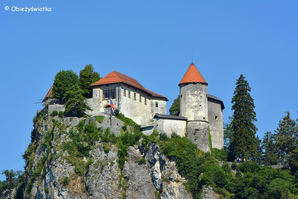Słoweński Zamek Bled